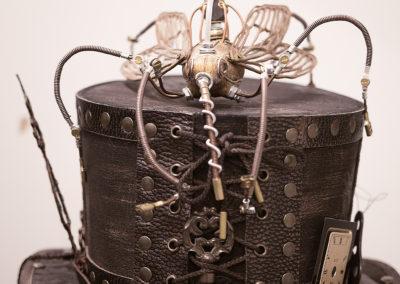 Chapeau du Cosplay steampunk